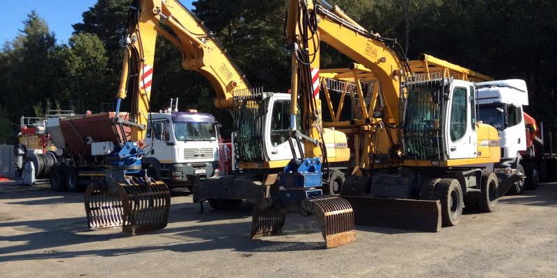 Hy-Mac Construction Machinery Ltd